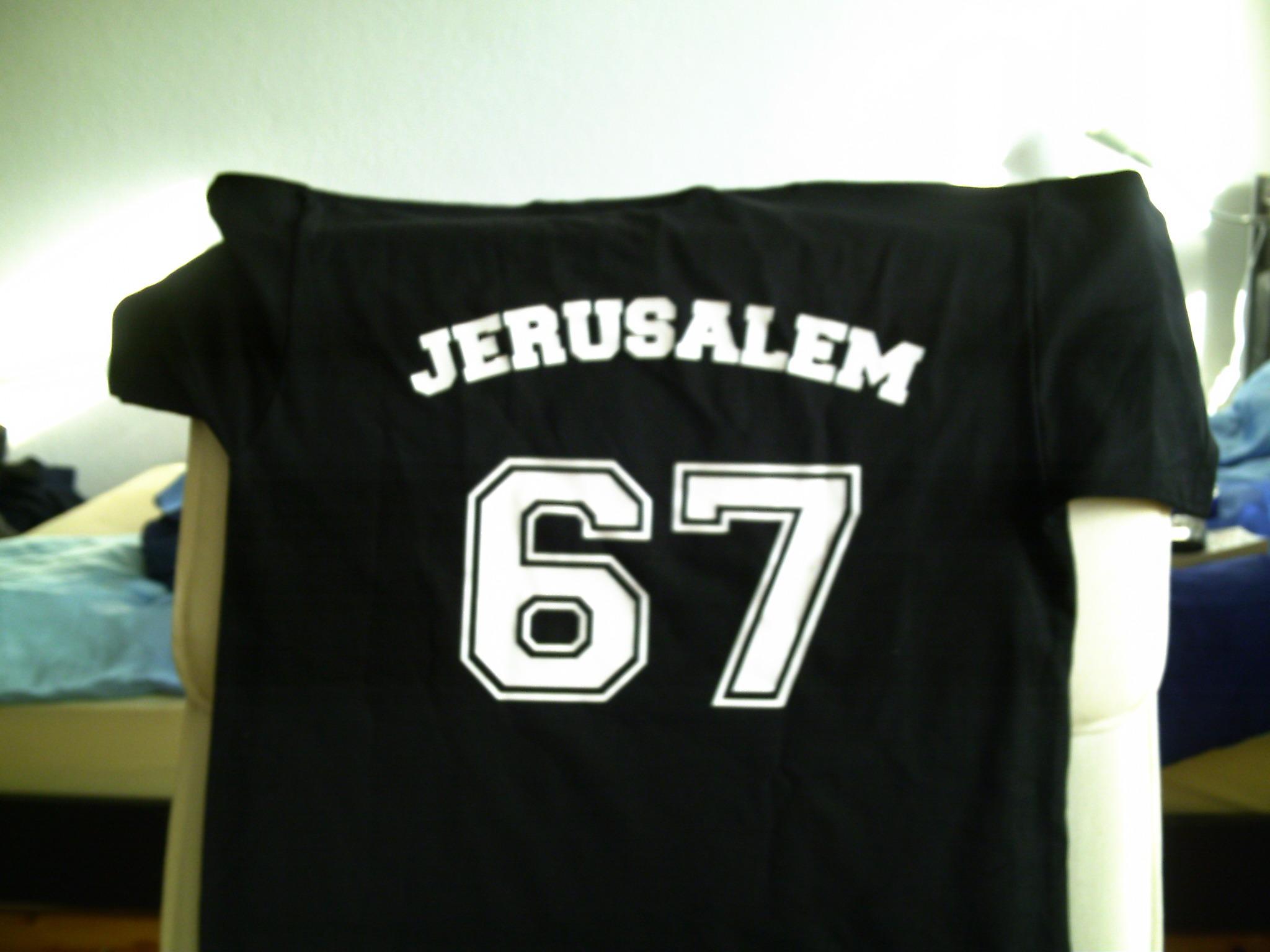 jerusalem 67