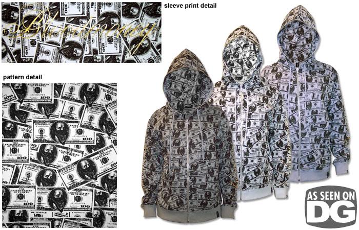 bloodmoney hoodie
